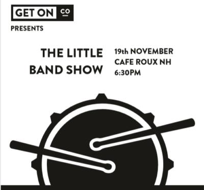 The Little Band Show Juniors @ cafe roux, Noordhoek