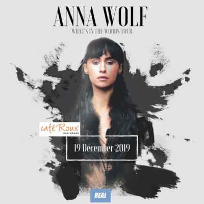 Anna Wolf- What's in the Woods SA Tour