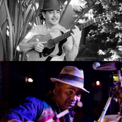 The Latin Affair featuring award-winning South American artist - Ernestro Latino @ cafe roux, Noordhoek