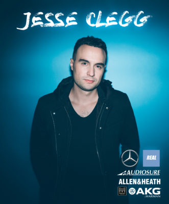 Jesse Clegg - Let it Burn Tour @ cafe roux, Noordhoek