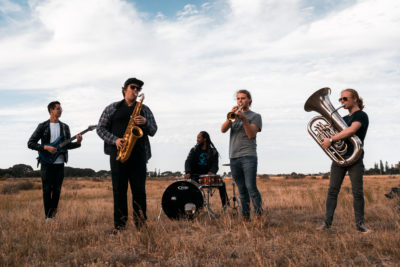 Nomadic Orchestra @ cafe Roux, Noordhoek Farm Village