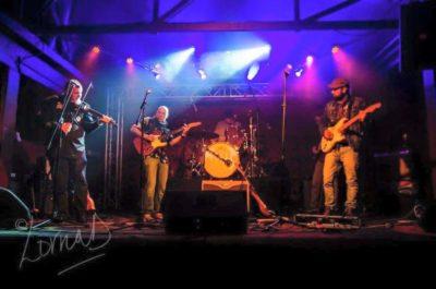 The High End Blues @ cafe Roux, Noordhoek Farm Village