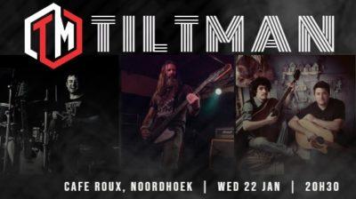 TILTMAN @ cafe roux, Noordhoek