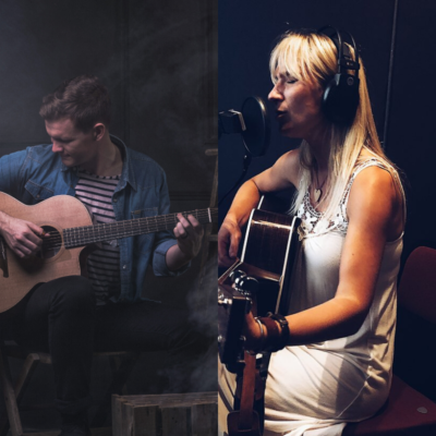 Seb Goldswain & Berrisford Rose (Jenny Eaves & Jono Tait) @ cafe roux, Noordhoek