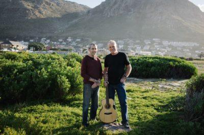 Reini Adelbert & Jonny Blundell @ cafe roux, Noordhoek