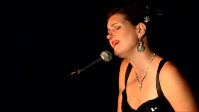 Wine, Woman and Song! - Cat Simoni @ cafe roux, Noordhoek