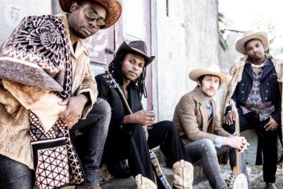 Congo Cowboys @ cafe roux, Noordhoek